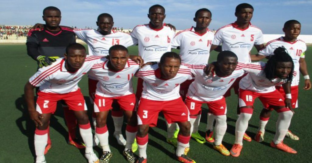 Football / Cape Verde: Barreirense and Figueirense dispute 2nd edition of the champions' cup