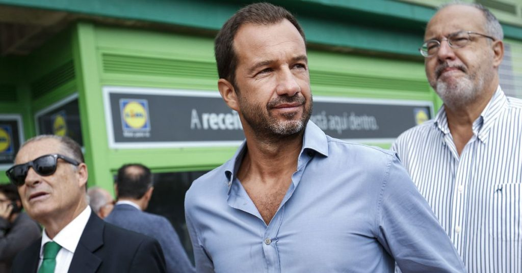 """Frederico Varandas: """"It has been days and nights to fight with very complicated situations"""""""