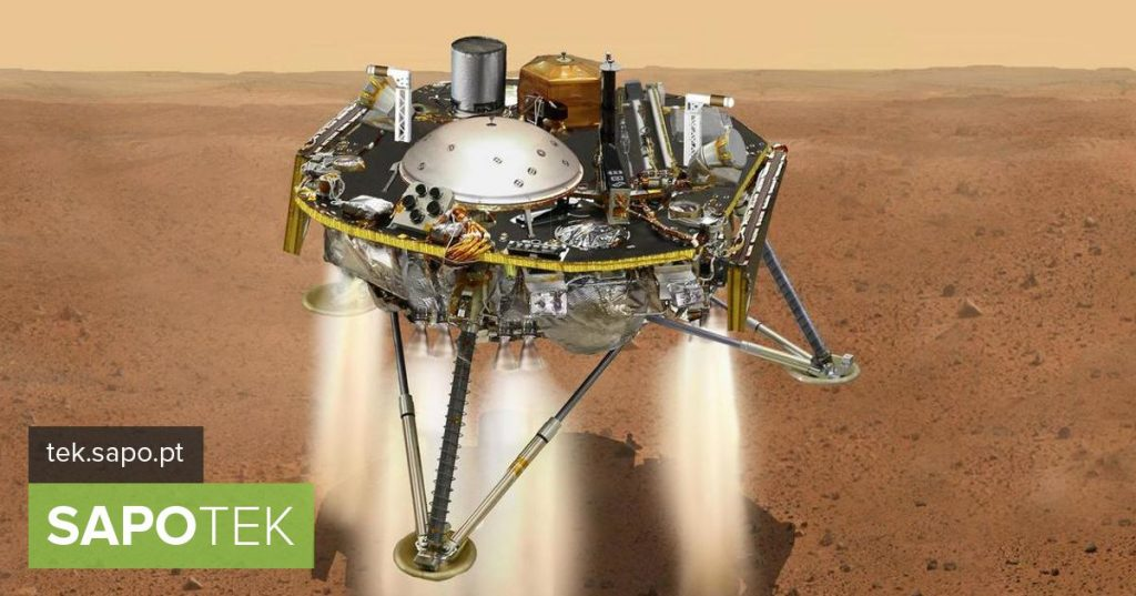 """InSight """"called"""" from Mars to """"home"""" to say that everything is OK - Computers"""