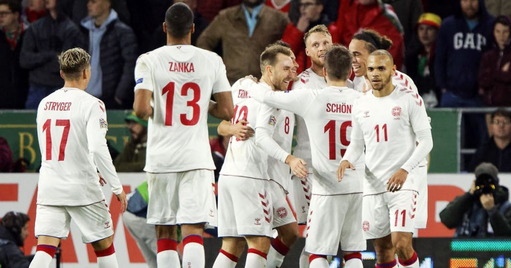 League of Nations: Denmark secures first division win