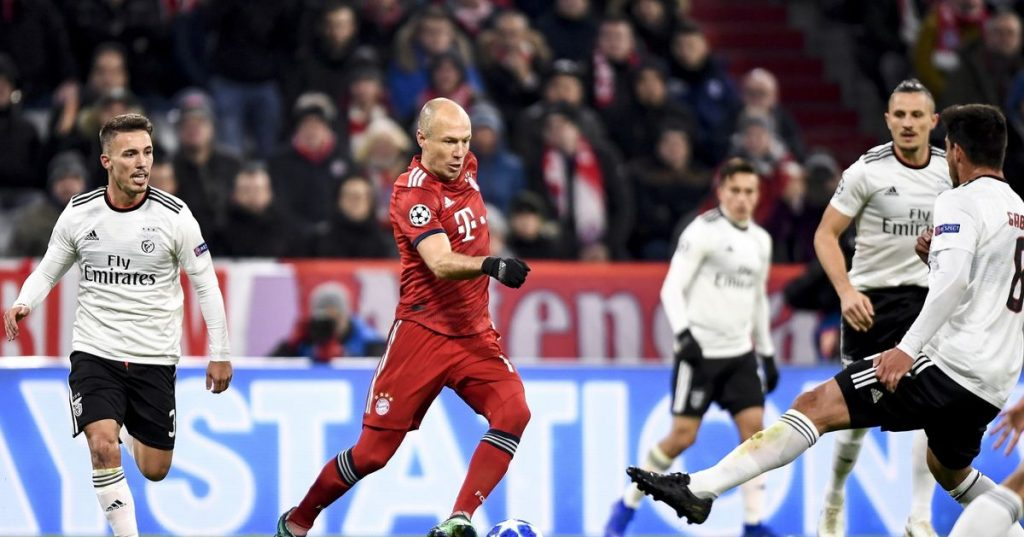 "Robben: ""These goals are not just for me, they are important for the team"" - Football"