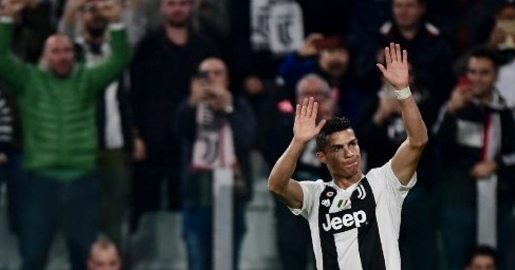 Ronaldo reaches historic mark: 100 Champions League wins