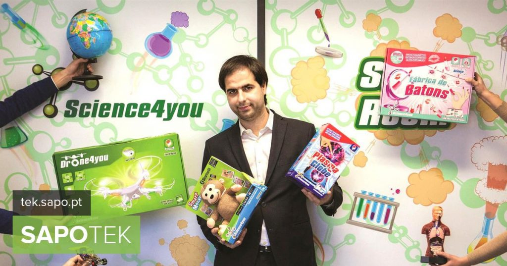 Science4You enters the stock market worth 34 million euros - Business