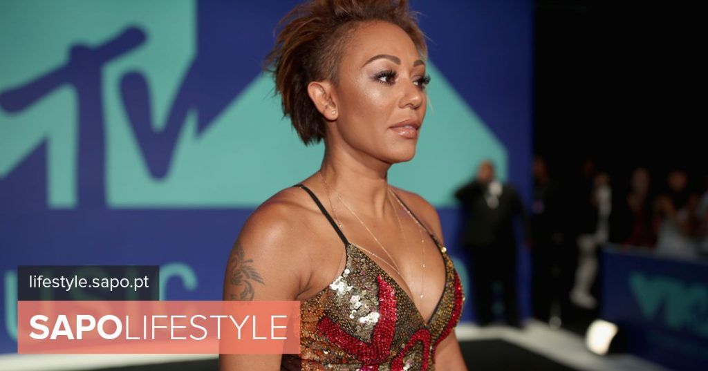 Separation: Mel B got 819 euros in the account - Current