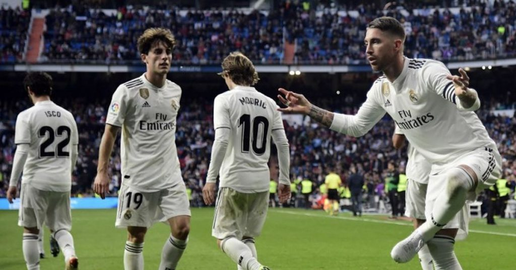 "Sergio Ramos responds to the whistles: ""I am proud to have my backpack filled with rocks"""