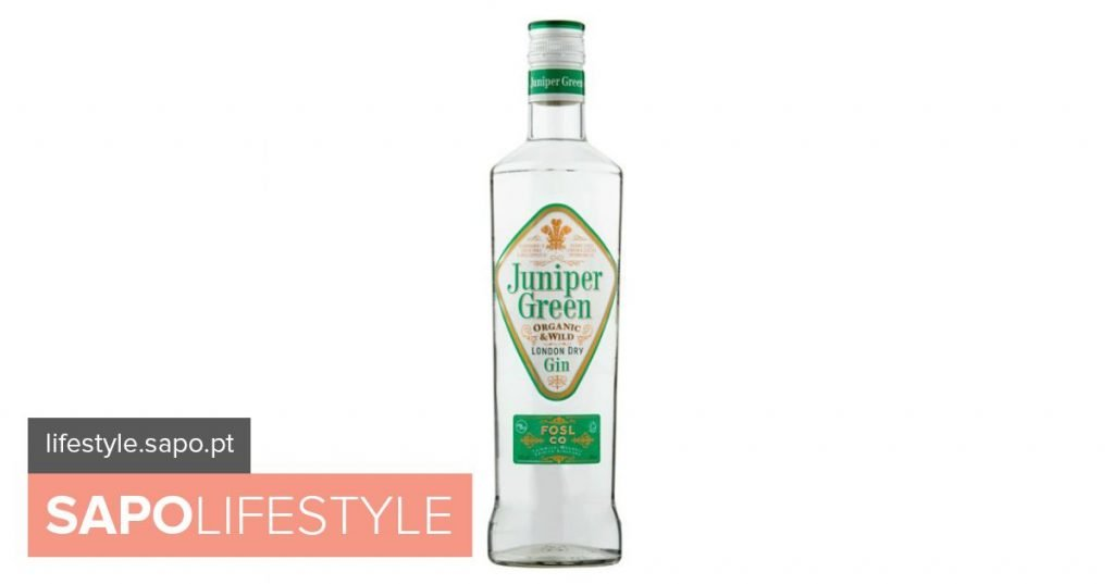 There is a new gin for sale in Portugal. It is organic and is produced in central London - News