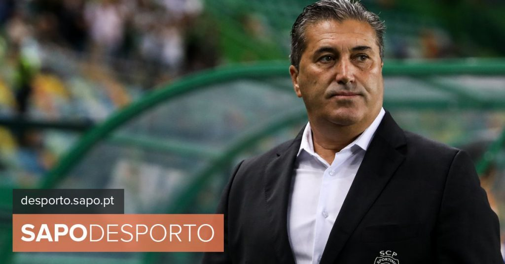 Video: The justifications of Peseiro after the defeat with Estoril-Beach