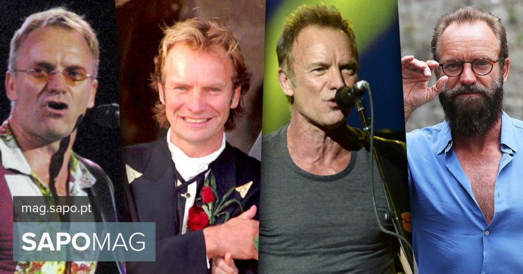 Sting returns to Portugal in 2019: who saw him and who sees him