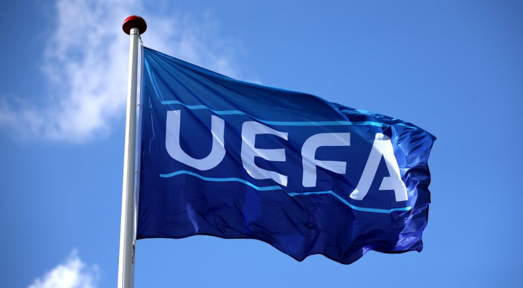 UEFA against World Cup applications from countries of different continents