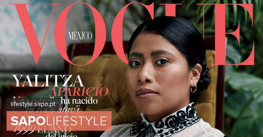'Roma' actress, Yalitza Aparicio Martínez, shines in cover of Vogue - News