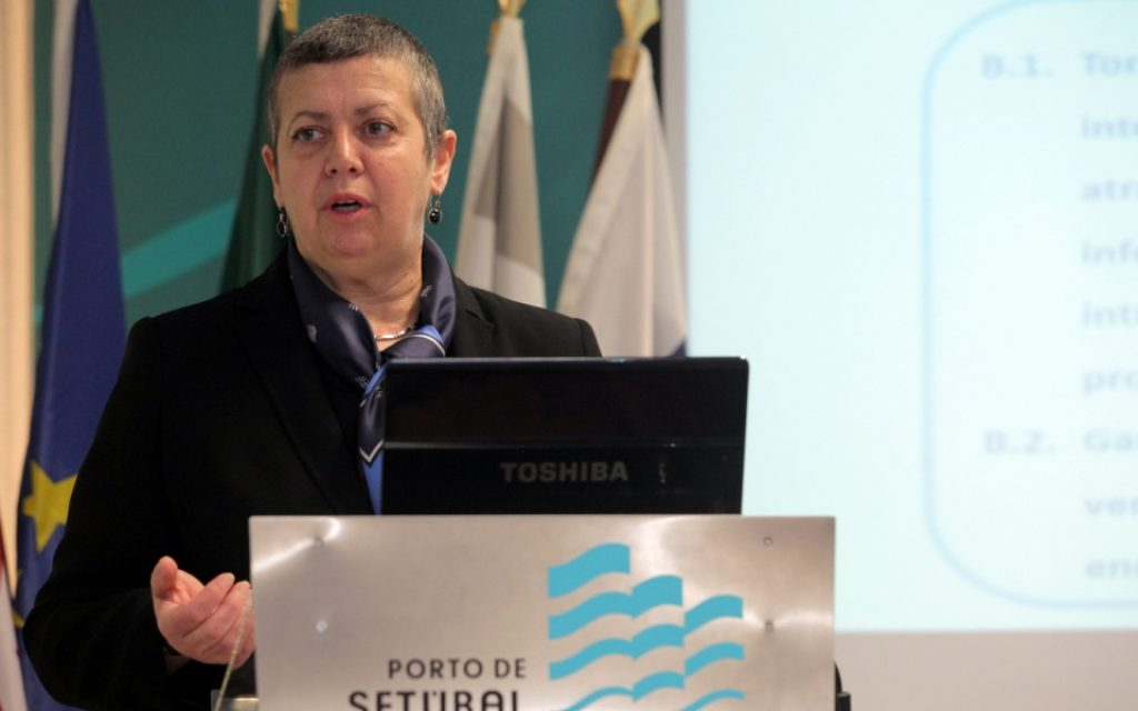 "Ana Paula Vitorino guarantees that the next meeting of the Port of Setúbal ""is to close an agreement"" - The Jornal Econômico"