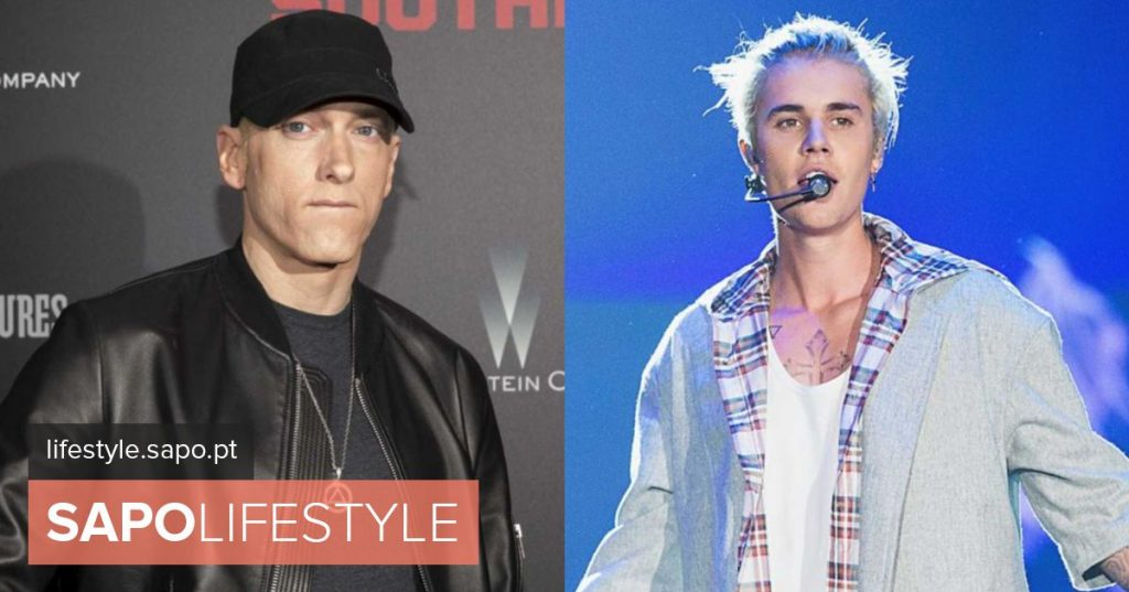 Eminem criticizes Justin Bieber in new song - News