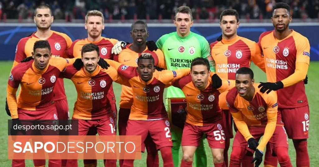 Galatasaray draws to the last 16 of the Turkish Cup - International Football