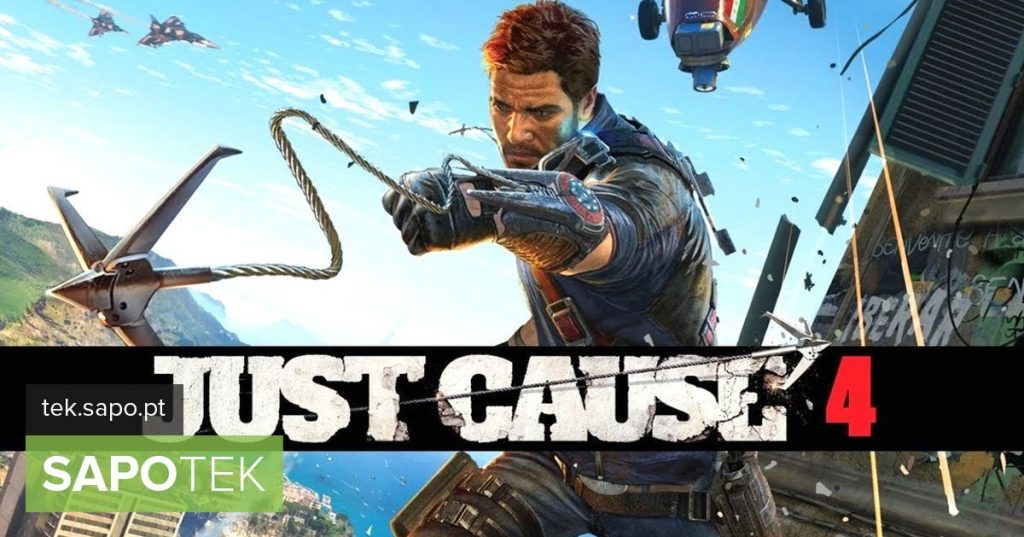 Just Cause 4: Freeing the Island from Dictators and Hurricanes - Multimedia