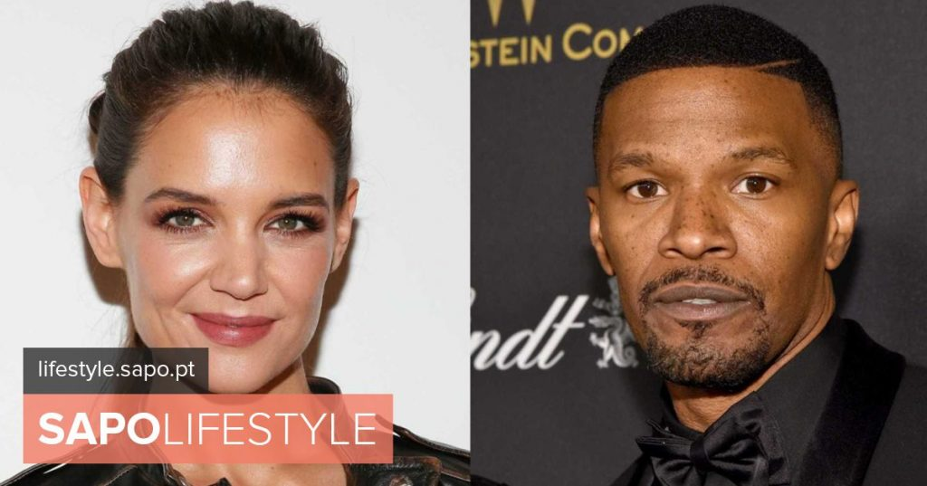 Katie Holmes and Jamie Foxx 'caught up' after rumors of marriage - News