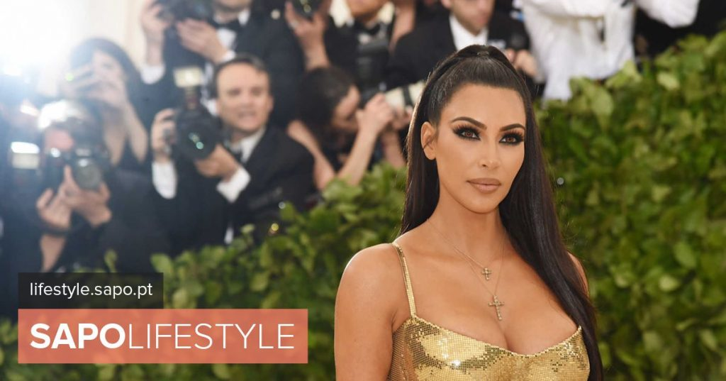 Kim Kardashian returns to give the sights with bold look - Current