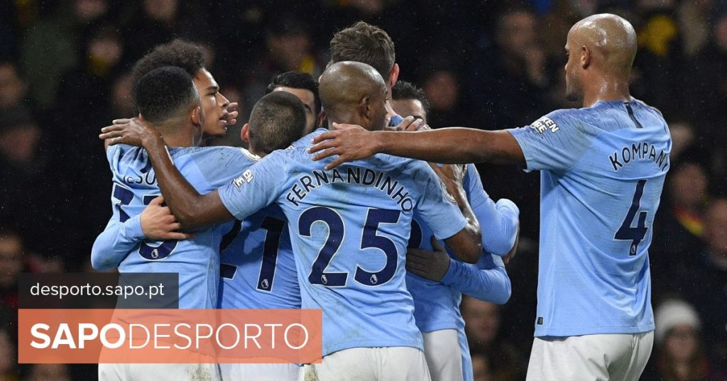 Manchester City beat Watford and secure isolated lead of the English league