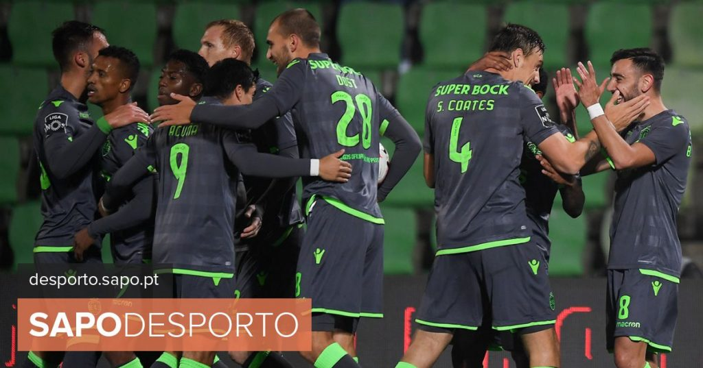 No rest! The frenetic calendar of Sporting until January 15 - Football