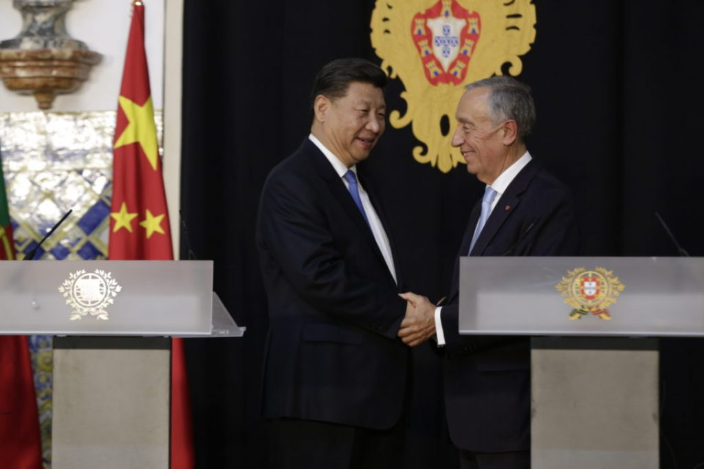 Portugal and China sign 17 bilateral agreements with emphasis on economic cooperation - The Economic Journal