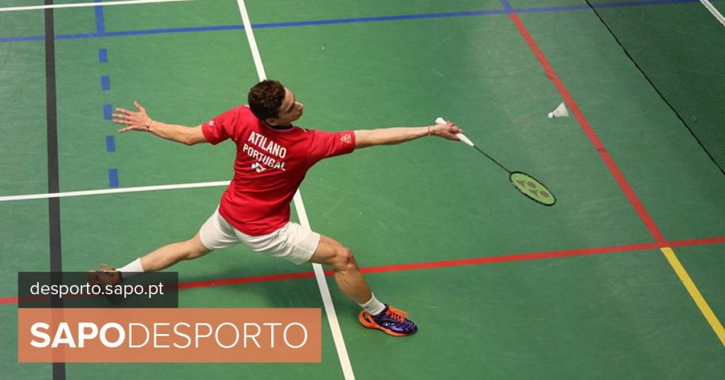 Portugal faces inexperience and Holland heading to the European team of mixed badminton teams