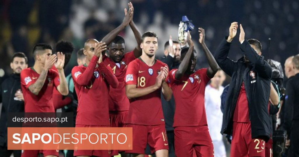 Portugal know today's opponent of the League of Nations semi-finals