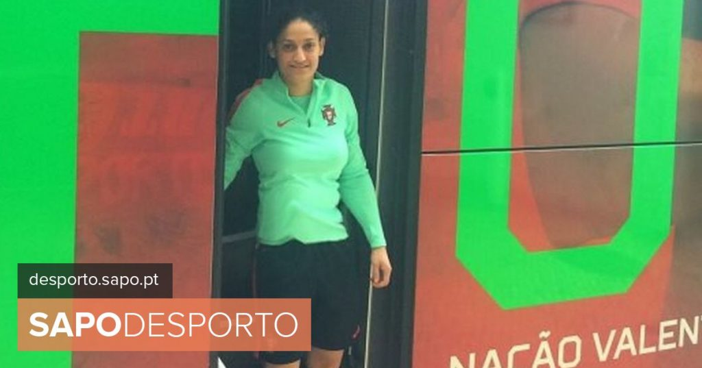 Rute Duarte returns to the women's futsal team, now as the oldest