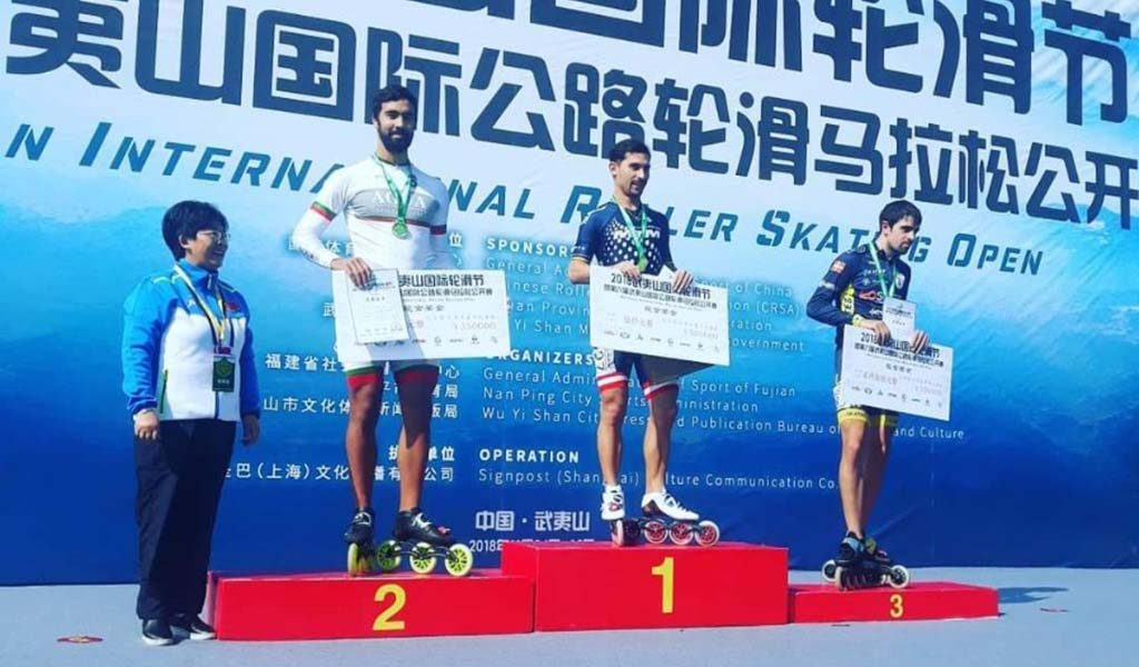 Silver medal for athlete of the GD Lagoa, China - Daily diariOnline South Region