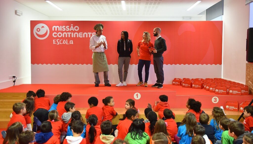 Students from 12 Algarve schools will learn healthy eating and conscious consumption - Jornal diariOnline Região Sul