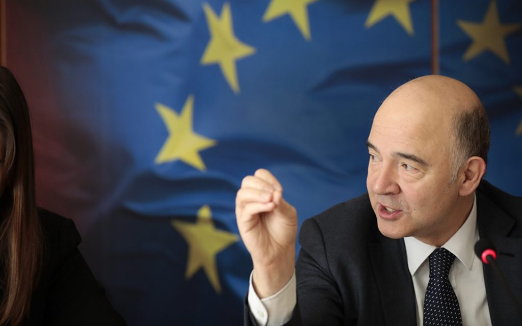 """What future for Europe?"". Pierre Moscovici and António Costa debate at ISEG - The Economic Journal"