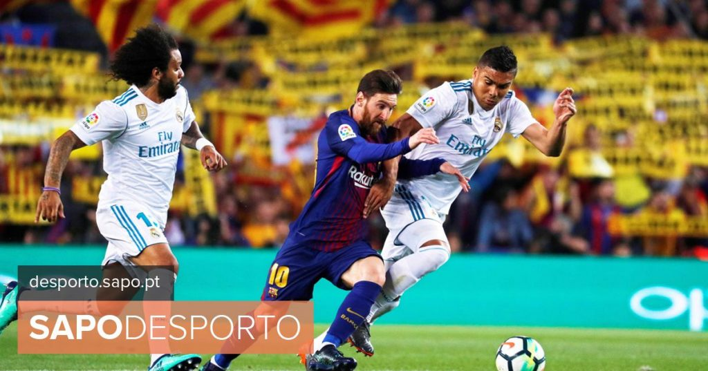 Copa del Rey: Real Madrid and Barcelona meet in the semi-finals
