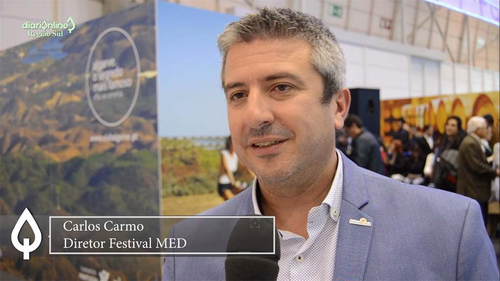 """""""MED Festival walks to be an Iberian and European reference"""" - Carlos Carmo - Diario diariOnline Región Sul"""