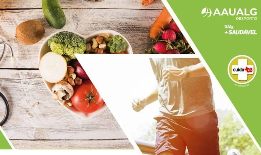 """AAUAlg promotes """"Physical Activity + Nutrition = Well-Being"""" - Jornal diariOnline Região Sul"""