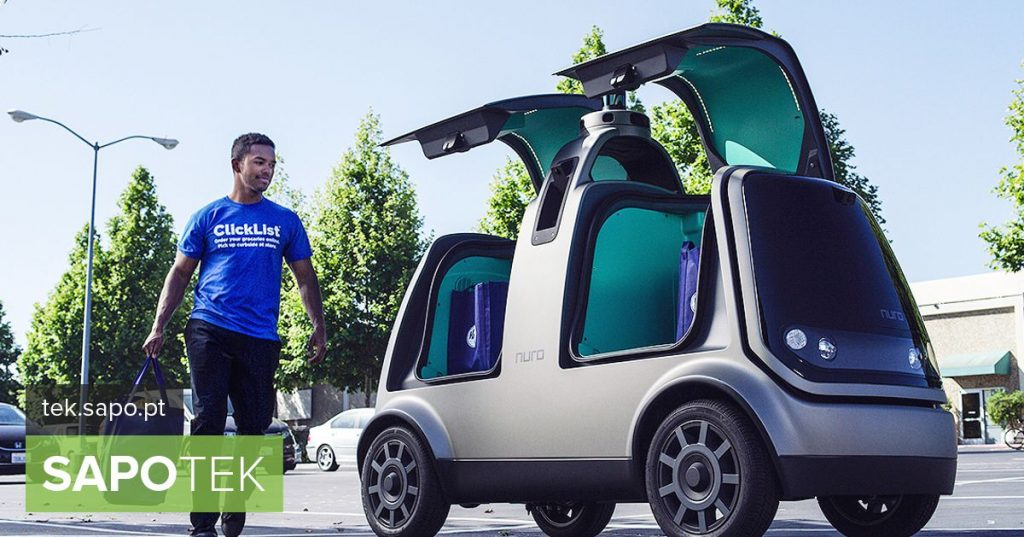 After Arizona, self-drive cars make home deliveries in Texas - Computers