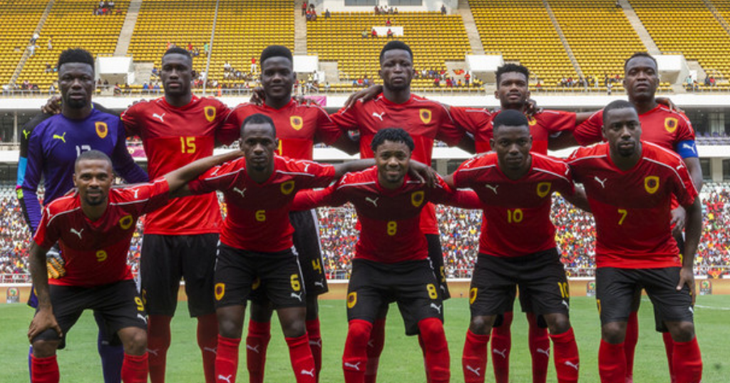 Angola among 24 teams cleared for CAN - Angola Squad