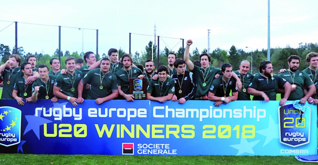 Coimbra approves support for the European Under-20 Rugby Championship starting March 30