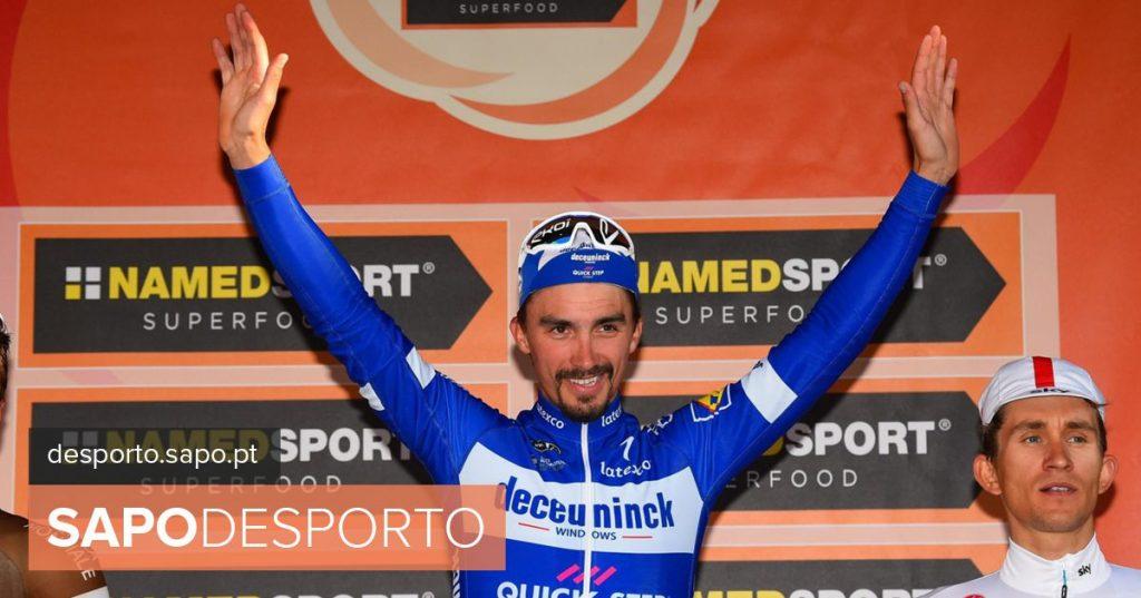 Cycling: Alaphilippe defeats Milan-Sanremo and sets up a & # 039; monument & # 039; in the history
