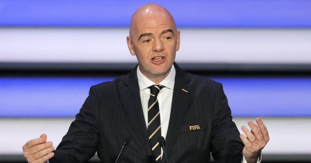 FIFA wants 48 selections already in World 2022