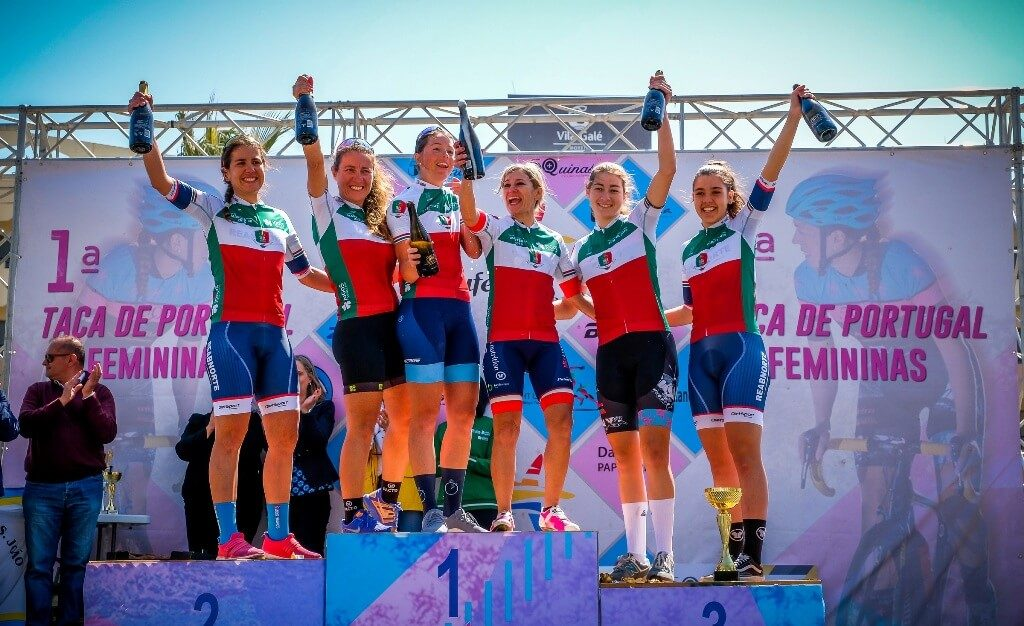 Fiona Hunter-Johnston wins in Albufeira at the start of the Women's Cup of Portugal - Jornal diariOnline Região Sul