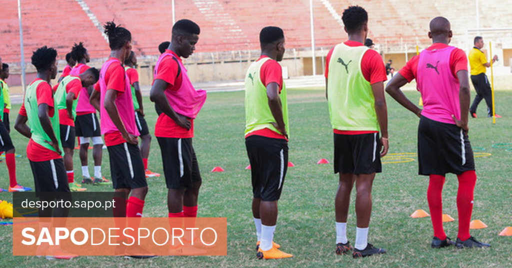 Football / Angola: Under-23 back to lose and out of CAN2019