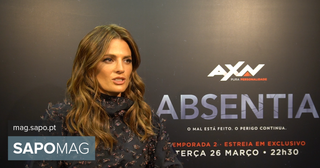 """In conversation with Stana Katic, the protagonist of """"Absentia"""": it is time to glue the """"shattered glasses"""" - Current"""