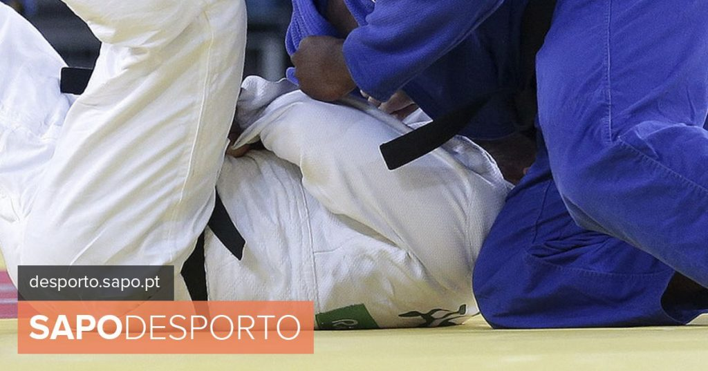 Judoca André Soares with silver at the Pan American Open in Chile