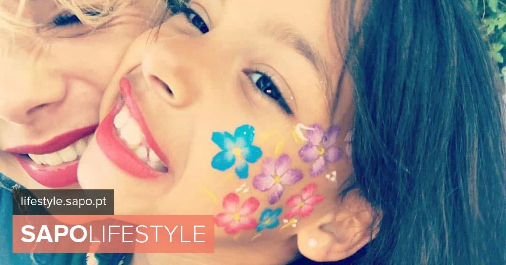 Luciana Abreu shows her daughter's lovely birthday party