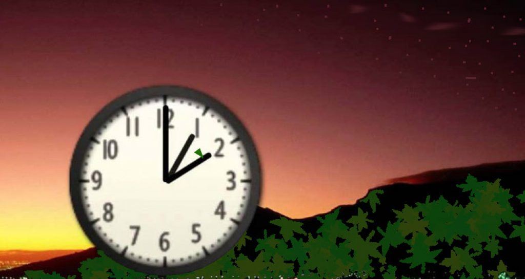 New Daylight Saving Time starting March 31st - Daily diariOnline South Region