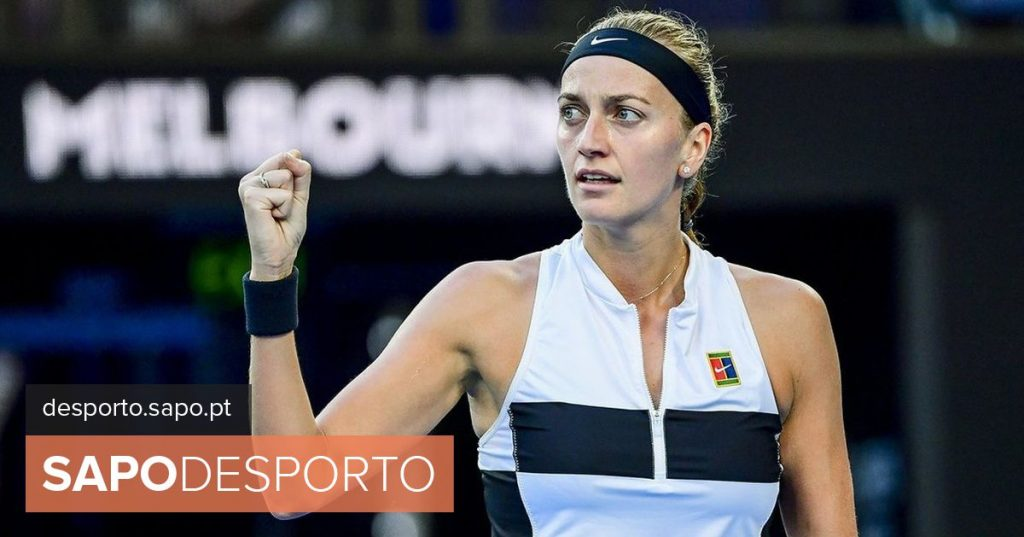 """Petra Kvitova reacts to the condemnation of the man who stabbed her: """"I am satisfied"""""""