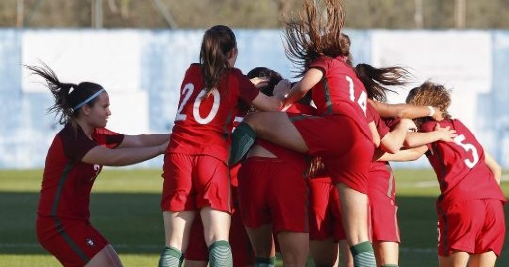 Portugal in the women's U-17 finals after beating France