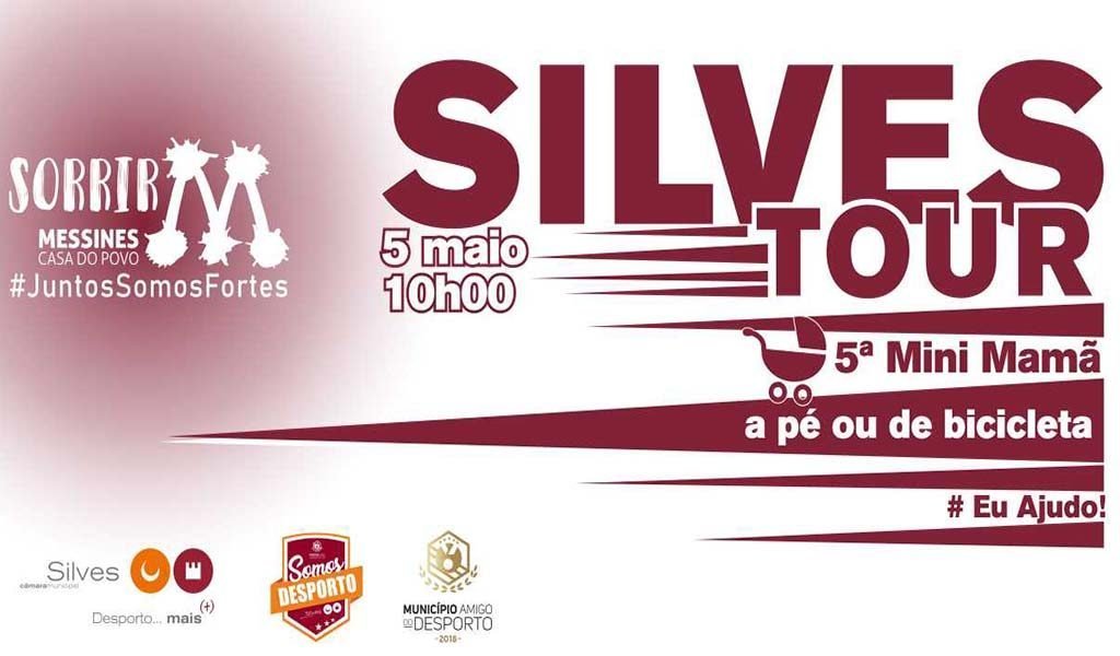 """Silves Tour of this year supports the project """"Smiling M"""" of S. B. de Messines - Jornal diariOnline Região Sul"""