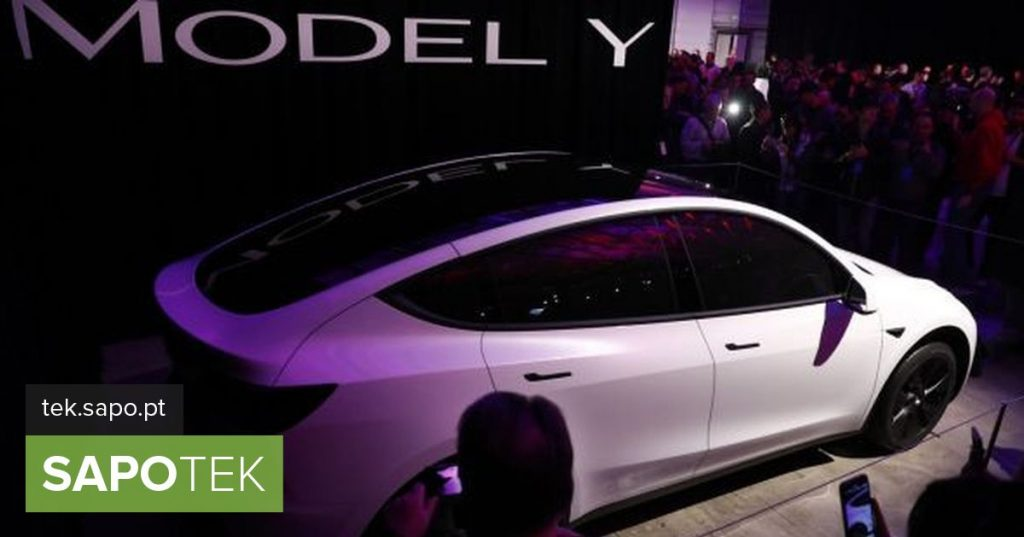 The new Tesla Model Y is now available for pre-order - Computers