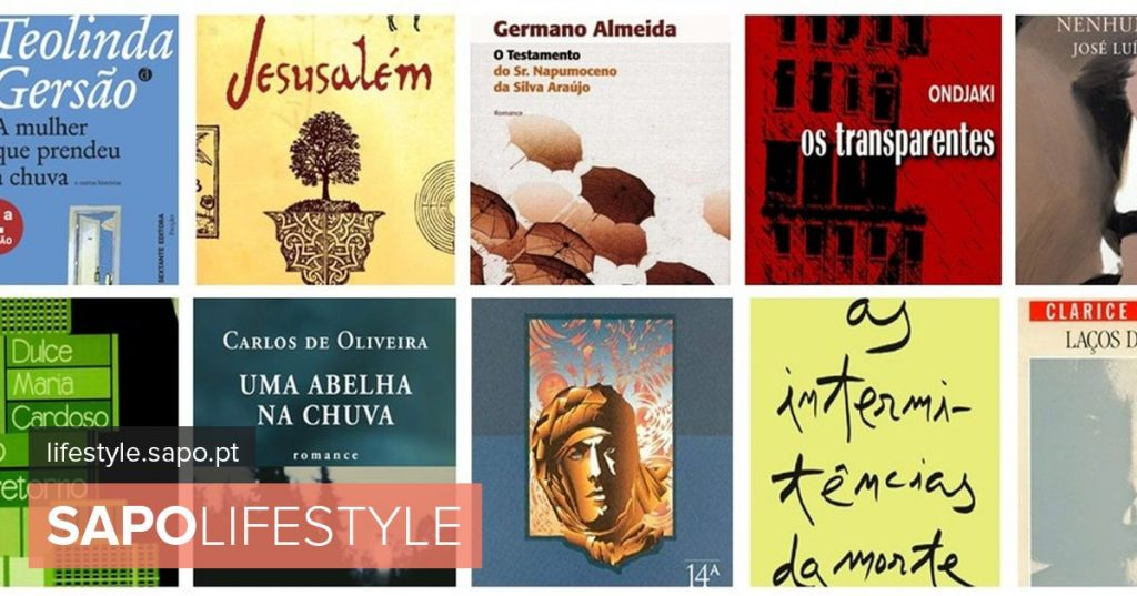 We rescued 10 books in Portuguese with timeless stories.
