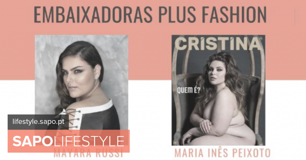 The fashion has no sizes. Plus Size Event arrives in Lisbon with models Mayara Russi and Maria Inês Peixoto - News