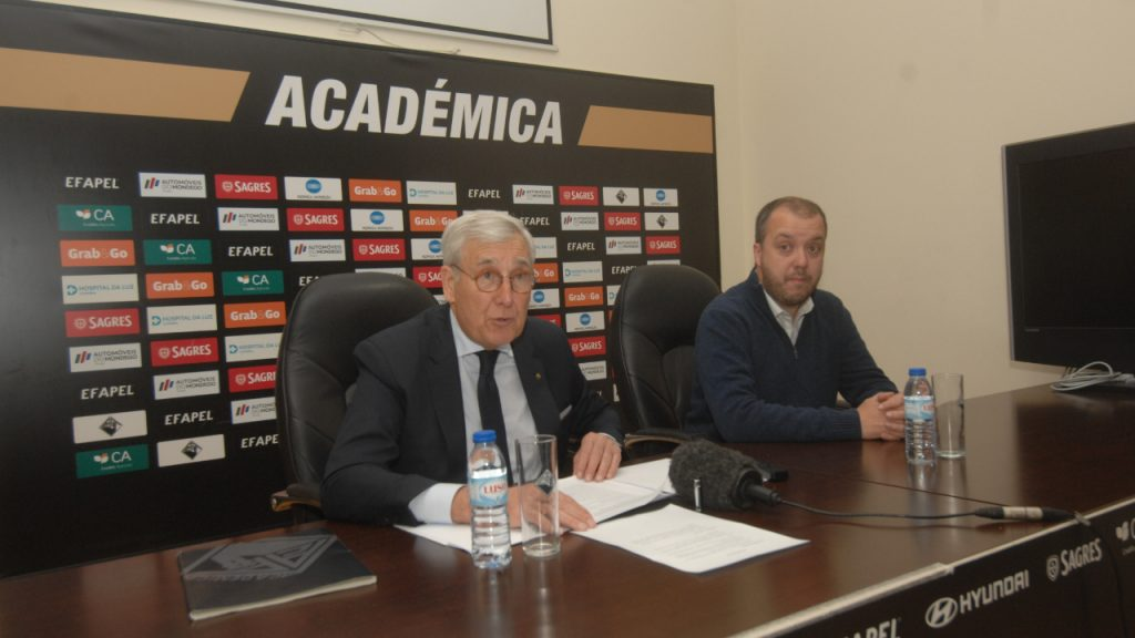 Academic: Elections June 1 at the City Stadium of Coimbra